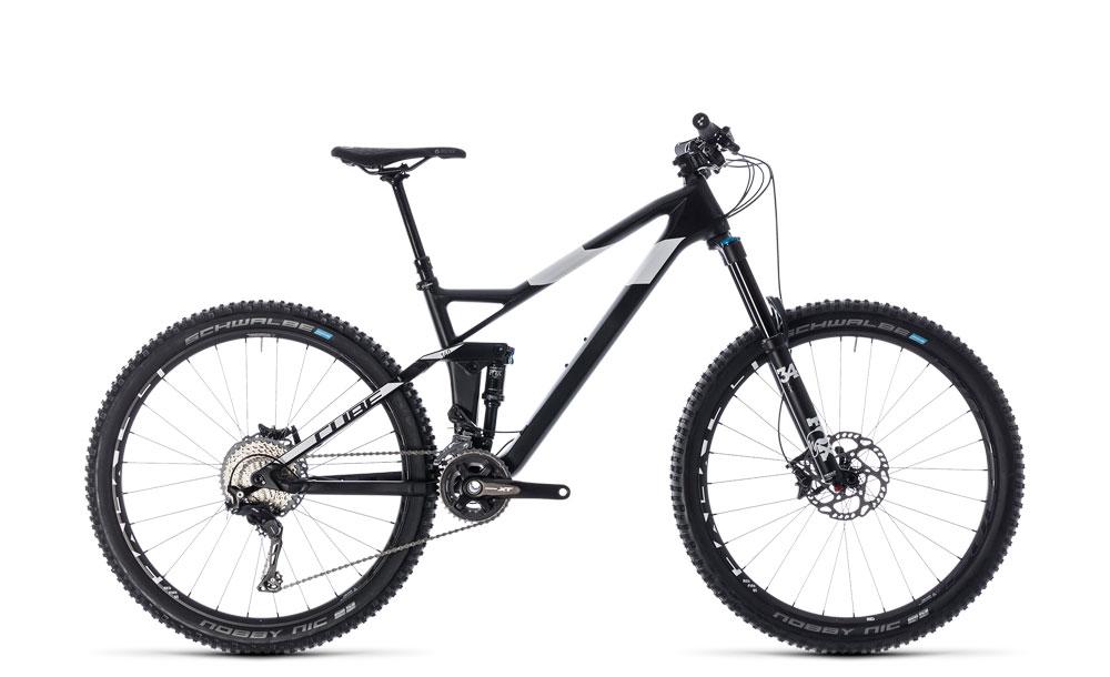 cube stereo 140 hpc sl 27 5 2018 bike radsport. Black Bedroom Furniture Sets. Home Design Ideas
