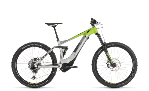 Cube Stereo Hybrid 160 Race 500 27.5 2019